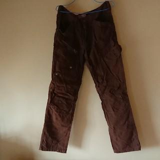 アヴィレックス(AVIREX)のAVIREX 焦げ茶pants(ワークパンツ/カーゴパンツ)