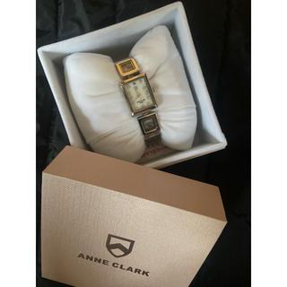 アンクラーク(ANNE CLARK)の腕時計 レディース ANNE CLARK  箱付(腕時計)
