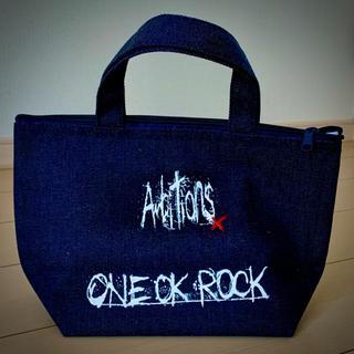ONEOKROCK ambitions  ミニトート ランチバック 保冷バック(ミュージシャン)