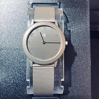シーケーカルバンクライン(ck Calvin Klein)の☆新品未使用!カルバンクライン K3121 腕時計☆(腕時計)