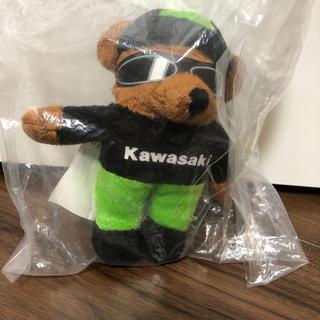 カワサキ(カワサキ)のカワサキ ベアキーホルダー(キーホルダー)