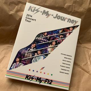 キスマイフットツー(Kis-My-Ft2)の2014ConcertTour Kis-My-Journey Blu-ray(ミュージック)