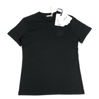 モンクレール(MONCLER)の新品 20-21AW MONCLER ロゴ ワッペン Tシャツ モンクレール(Tシャツ(半袖/袖なし))
