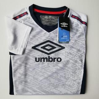 UMBRO - 新品 120 130 umbro アンブロ 男の子 Tシャツ サッカーシャツ
