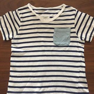 チャオパニックティピー(CIAOPANIC TYPY)のCIAOPANIC TYPY ボーダーTシャツ(Tシャツ/カットソー)
