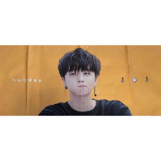 アイコン(iKON)のiKON ジナン JINHWAN JAY スローガン(アイドルグッズ)
