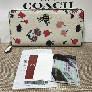 COACH - 新品 コーチCOACH 長財布 F55881