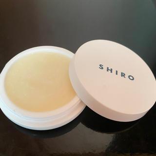 shiro - 残量9割 shiro ホワイトティー 練り香水 コロン シロ 紅茶 ハンドケア
