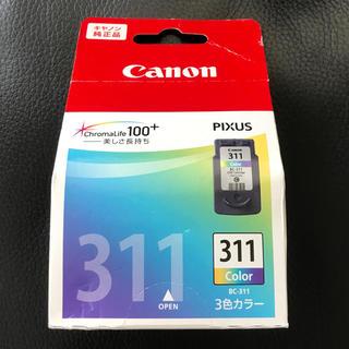 Canon - Canon PIXUS純正インク BC311 3色カラー