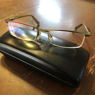アランミクリ眼鏡