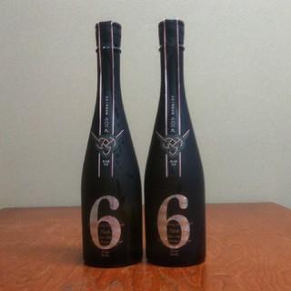 新政no.6  x-type2本セット(日本酒)