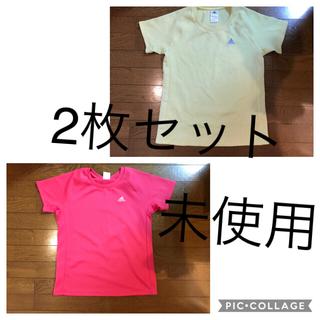 アディダス(adidas)のアディダス 半袖 Mサイズ(Tシャツ/カットソー(半袖/袖なし))