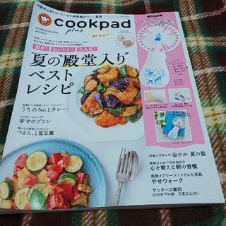 cookpad plus (クックパッドプラス) 2020年 08月号(料理/グルメ)