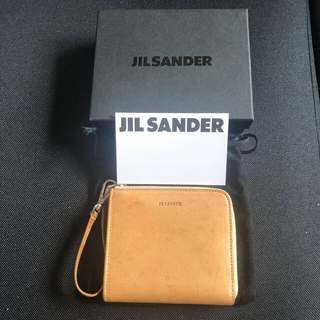 ジルサンダー(Jil Sander)のJIL SANDER ミニ財布 財布 ジルサンダー 正規品 中古(財布)