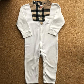 BURBERRY - 【BURBERRY CHILDREN】12M  80cm