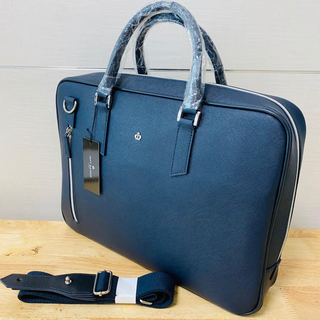 新品未使用 ジェフバンクス  フュージョン 2WAY ビジネスバッグ