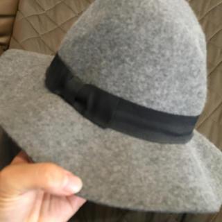 ジーユー(GU)のGU帽子 美品(ハット)