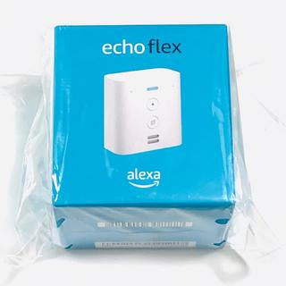 エコー(ECHO)のAmazon Echo Flex 新品未開封(スピーカー)