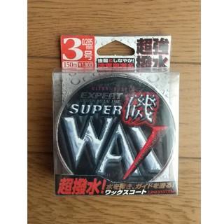 磯用ライン 磯WAX3号150m グレー(釣り糸/ライン)