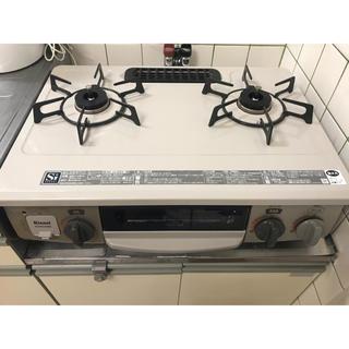 リンナイ(Rinnai)のはる様 専用ガスコンロ 都市ガス専用(調理機器)