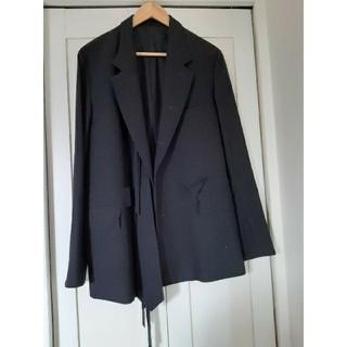 Yohji Yamamoto - ベッドフォード ribbon jacket 18aw
