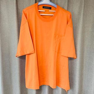 アンリアレイジ(ANREALAGE)のアンリアレイジ オレンジTシャツ(Tシャツ/カットソー(半袖/袖なし))