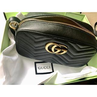 Gucci - 美品 グッチgucci GG マーモント ショルダーバッグ