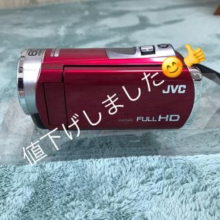 ケンウッド(KENWOOD)のビデオカメラGZ-E770  Everio (ケンウッド社)(ビデオカメラ)