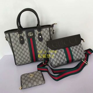 Gucci - 3点セット GUCCI グッチ バッグ