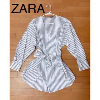 ZARA - ZARAトップス
