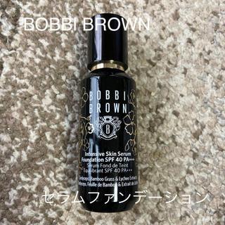 BOBBI BROWN - BOBBI BROWN インテンシブ スキン セラム ファンデーション