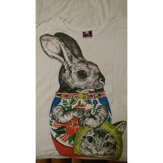 アチャチュムムチャチャ(AHCAHCUM.muchacha)のヒグチユウコ Tシャツ(Tシャツ(半袖/袖なし))