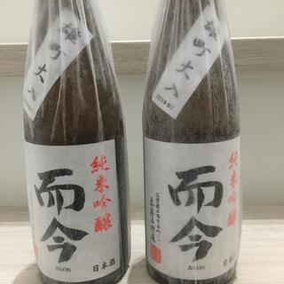而今 純米吟醸 雄町火入れ 720ml(日本酒)