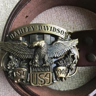 ハーレーダビッドソン(Harley Davidson)のハーレーダビットソンベルト(ベルト)