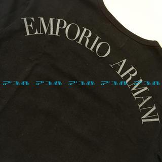 エンポリオアルマーニ(Emporio Armani)の*EMPORIO ARMANI*Sサイズ*ロンT*(Tシャツ/カットソー(七分/長袖))