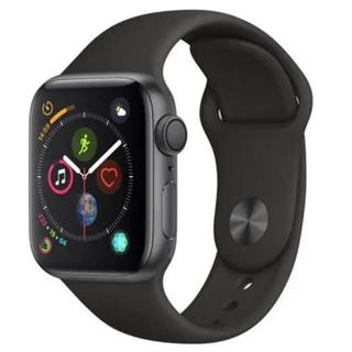 アップルウォッチ(Apple Watch)の【美品】アップルウォッチ4 Apple Watch series4  40mm(その他)