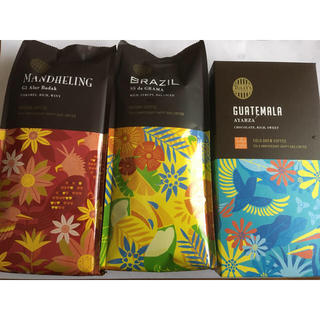 TULLY'S COFFEE - タリーズコーヒー豆セット