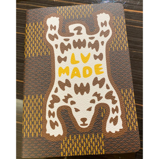 ルイヴィトン(LOUIS VUITTON)の超激レア Louis Vuitton X Nigo カイエ・クレマンス 手帳(その他)