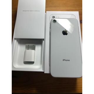 iPhone - iPhone8 64G 本体 SIMフリー