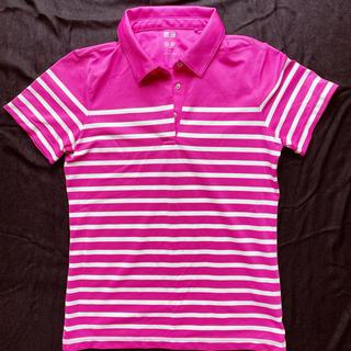 ユニクロ(UNIQLO)のユニクロ ♡ ポロシャツ レディース シャツ(ポロシャツ)