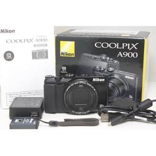 Nikon - ニコン COOLPIX A900