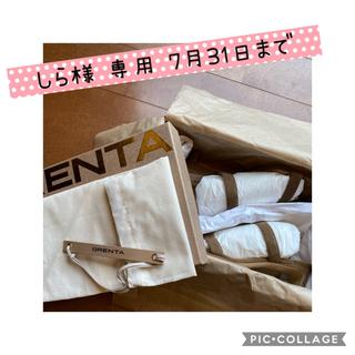 L'Appartement DEUXIEME CLASSE - 新品☆BRENTA/ブレンタ W Strap Heel Sandal 36