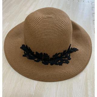ストロベリーフィールズ(STRAWBERRY-FIELDS)のストロベリーフィールズ 麦わら帽子(麦わら帽子/ストローハット)