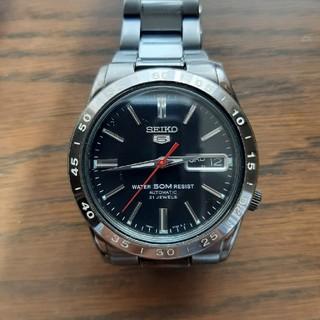 SEIKO - セイコー5 機械式自動巻き メンズ用腕時計 SNKE03KC