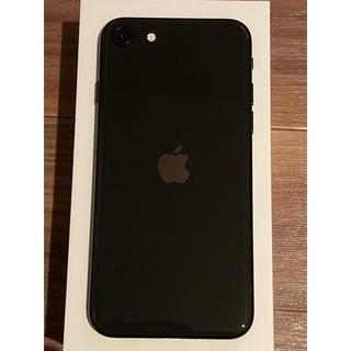 iPhone - iPhone SE2 第2世代 SIMフリー 64GB ブラック