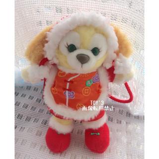 ダッフィー - 上海ディズニー限定 旧正月 ダッフィーフレンズ クッキー キーホルダー