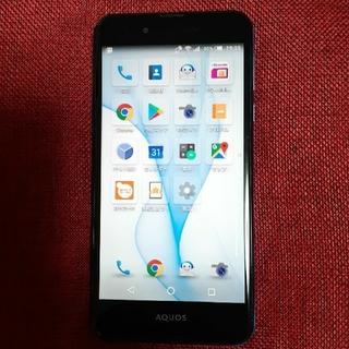 SHARP - スマートフォン 中古 auのみ AQUOS U SHV37