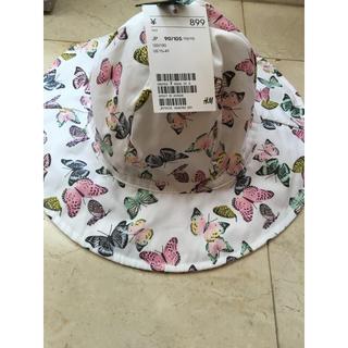 エイチアンドエイチ(H&H)のキッズ  H&Mハット(帽子)