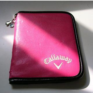 キャロウェイ(Callaway)の♪♪キャロウェイ(Callaway)スコアカード入れ♪♪(その他)