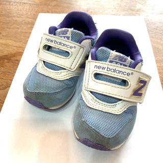 New Balance - ニューバランス FS996PLI  13センチ キッズ靴 👟送料込み